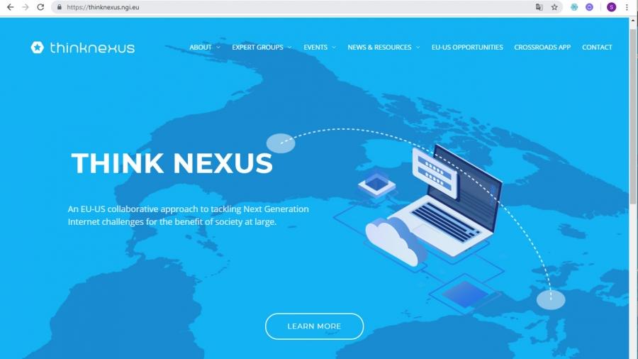 thinknexus website